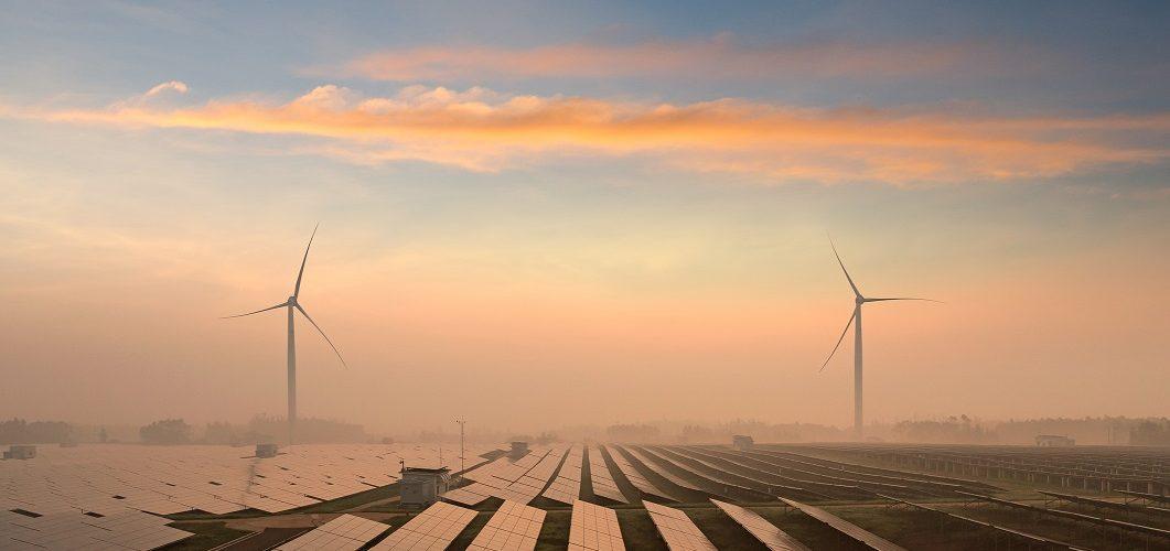 Wind- en zonneprojecten in Nederland, Groot-Brittannië en Australië