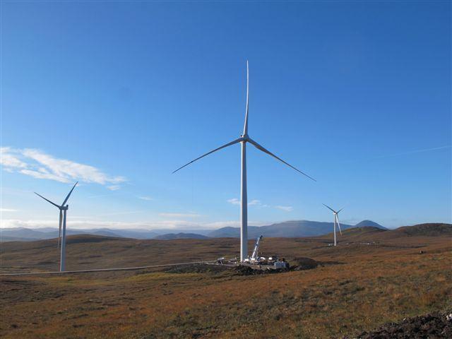 Boralex en Infinergy sluiten joint venture voor 325 megawatt wind op land
